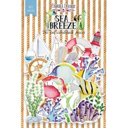 Высечки - Sea breeze - Фабрика декору