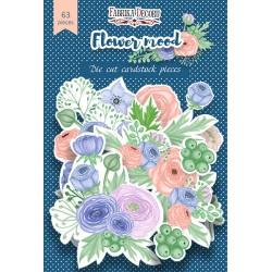 Высечки - Flower mood - Фабрика декору