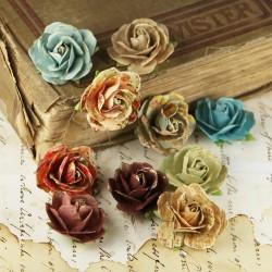 Цветы (10 шт) - Coventry Rose Romantique - Prima