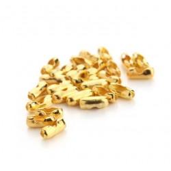 Соединительная застёжка для цепочки (золото)