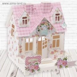 "Набор для создания домика ""Flower house"" - АртУзор"