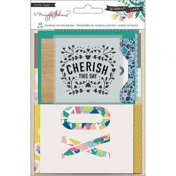 Интерактивные карточки - Willow Lane - Crate Paper