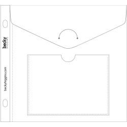 Файл-конверт 15х15 - Big Envelope Pages - Project Life