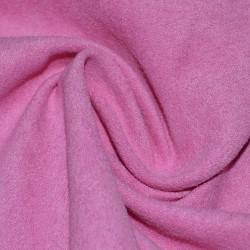 Замша иск. мягкая (розовая), 25х30 см