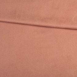 Замша иск. стрейч (пыльно-розовый), 25х31 см