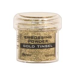 Пудра для эмбоссинга (золотая) - Gold Tinsel - Ranger