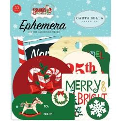 Высечки - Santa's Workshop -  Carta Bella