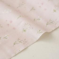 """Ткань """"Розовый луг"""", 25х80 см - Forest Story"""