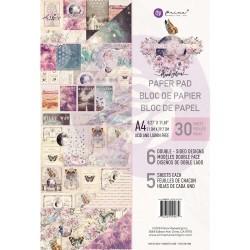 1/5 набора бумаги А4 (6 листов) - Moon Child -  Prima Marketing