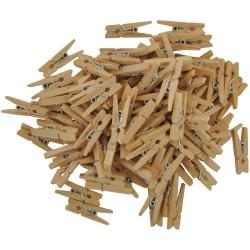 Прищепки деревянные (5 шт) - Kaisercraft