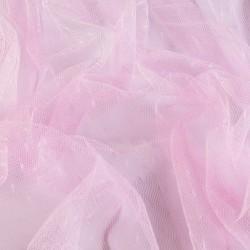 Сетка в точку (розовая), 25х20 см