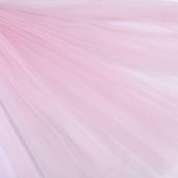 Фатин мягкий (розово-сиреневый), 25х20 см