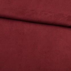 Замша на дайвинге (бордовая), 25х30 см