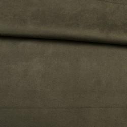 Замша на дайвинге (оливковая), 25х32 см