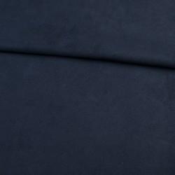 Замша на дайвинге (темно-синяя), 25х30 см