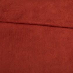 Замша стрейч (терракотовая), 25х30 см