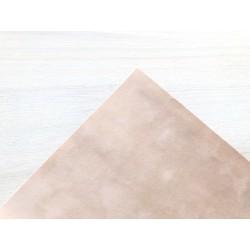 Бумага бархатная (150 г/м2) - бежевая, 25х23 см