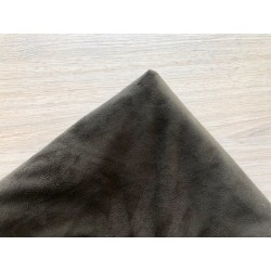 Замша (двухсторонняя) - хаки, 25х30 см