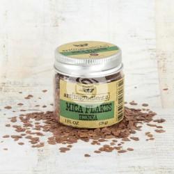 Хлопья (Mica Flakes) 28 г - Henna - Finnabair Art Ingredients - Prima