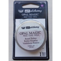 Воск - Royal Robes - Finnabair Art Alchemy Opal Magic Wax