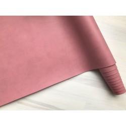 Кожзам переплётный №120 - Пепельно-розовый