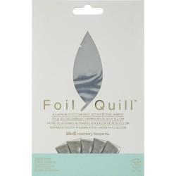Листы фольги Silver (30 листов) - Foil Quill - We R Memory Keepers