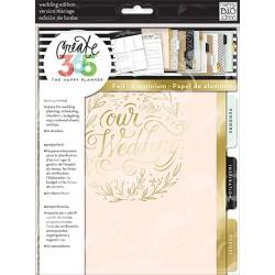 Странички для планера - Create 365, The Happy Planner, Wedding Edition - Me & My Big Ideas
