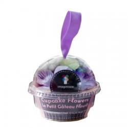Набор цветов - Cupcake Fabric Flowers - Brights