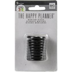 """Кольца 1.75"""" - Happy Planner -  Me & My Big Ideas"""