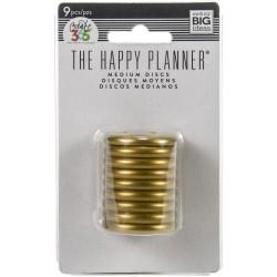 """Кольца 1.25"""" - Happy Planner -  Me & My Big Ideas"""