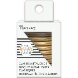 Металлические кольца для планера - Happy Planner Medium Metal Expander - MAMBI
