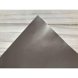 Бумага самоклеющаяся, 15х25 см - Matt Silver