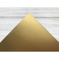 Плёнка самоклейка, 20,5х25 см - Gold Mat
