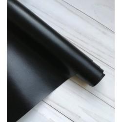 Кожзам переплётный №310 - Чёрный