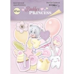 Высечки - Daddy's Princess - Scrapmir