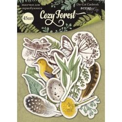 Высечки - Cozy Forest - Scrapmir