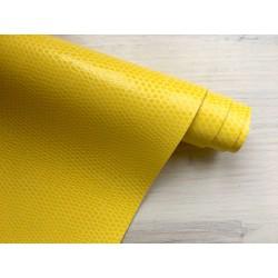Кожзам переплётный №506 - Жёлтый