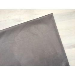Замша иск. (двухсторонняя) №324 - Фиолетовая фуксия, 25х29 см