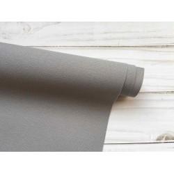 Ткань на бумажной основе - Серый, 25х70 см
