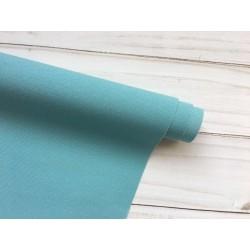 Ткань на бумажной основе - Светло-голубой, 25х70 см