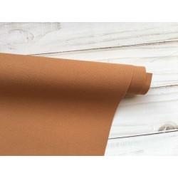 Ткань на бумажной основе - Горчичный, 25х70 см
