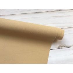 Ткань на бумажной основе - Бежевый, 25х70 см