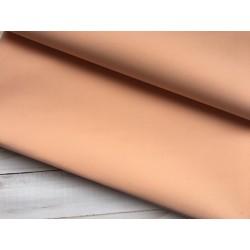 Замша иск. (флок) №802 - Светло-абрикосовый, 25х37 см