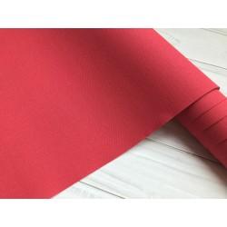Ткань на бумажной основе - Вишнёвый, 25х70 см