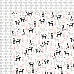 Лист бумаги Kitten Party - Meow - MME