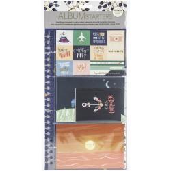 Стартовый набор для фотоальбома Vacation - Album Start Kit Tall -
