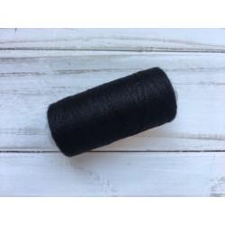 Нитки швейные 40/2 (400 ярдов) - Чёрные