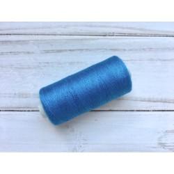 Нитки швейные 40/2 (400 ярдов) - Ярко-голубые