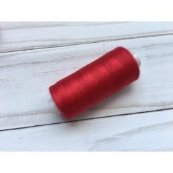 Нитки швейные 40/2 (400 ярдов) - Красные