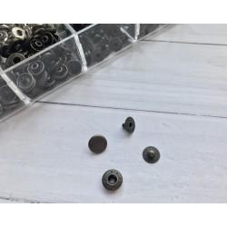 "Кнопка ""Альфа"" 10 мм - Бронза"